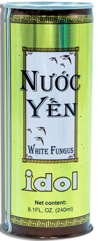 Cans of Nest Water